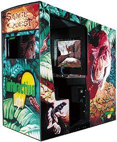 savage quest arcade