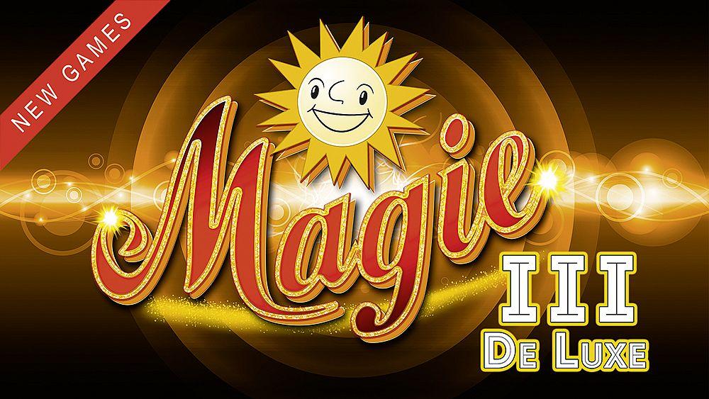 Magie Deluxe Spiele